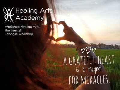 Workshop: Healing Arts the Basics